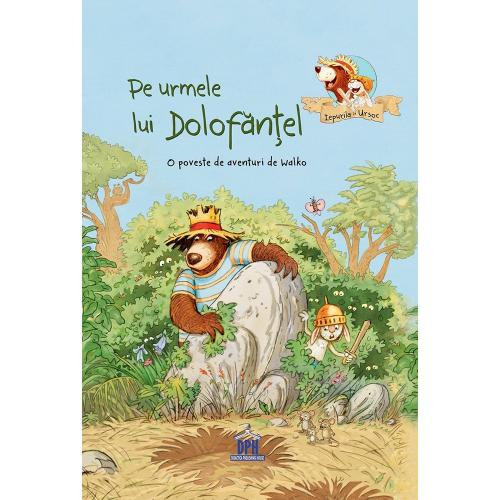 Carte Pe urmele lui Dolofantel - Editura DPH - Carti pentru copii -