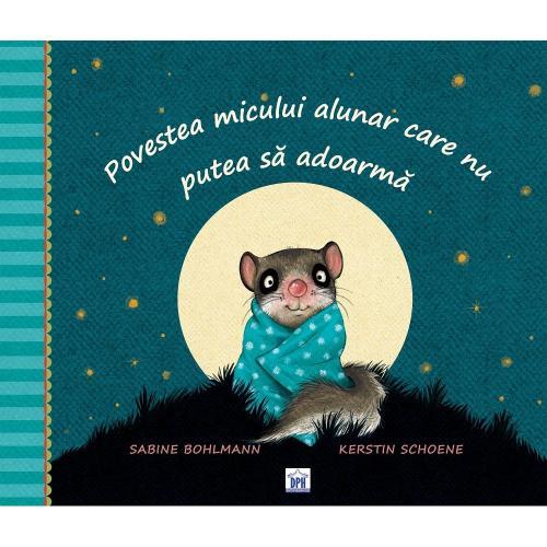 Carte Povestea micului alunar care nu putea sa adoarma - Editura DPH - Carti pentru copii -