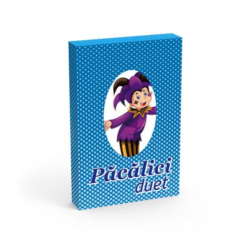 Carti de joc Noriel Pacalici Duet - Jocuri de societate -