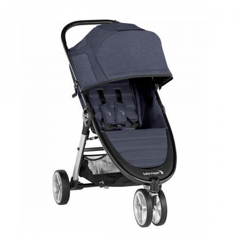 Carucior Baby Jogger City Mini 2 - Carbon - La plimbare -
