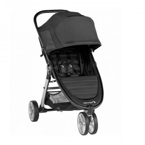 Carucior Baby Jogger City Mini 2 - Jet - La plimbare -