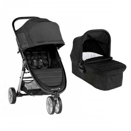 Carucior Baby Jogger City Mini 2 Jet - Sistem 2 In 1 - La plimbare -