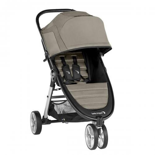 Carucior Baby Jogger City Mini 2 - Sepia - La plimbare -