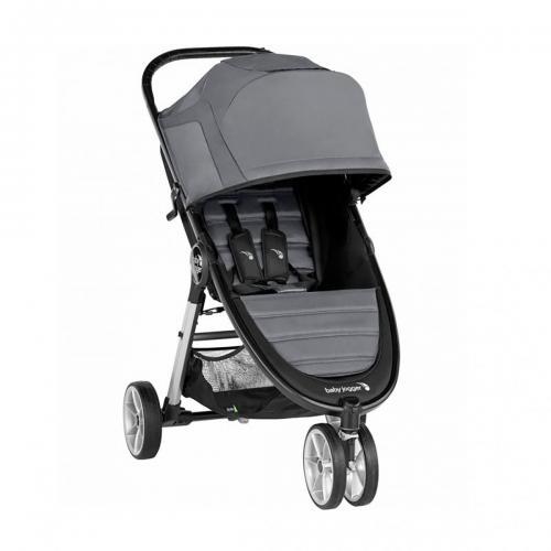 Carucior Baby Jogger City Mini 2 - Slate - La plimbare -