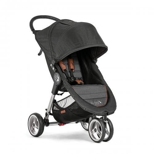 Carucior Baby Jogger City Mini 3 - Editie Aniversara - La plimbare -