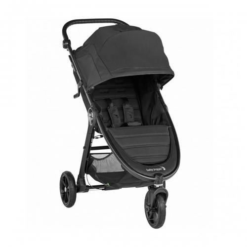 Carucior Baby Jogger City Mini Gt 2 - Jet - La plimbare -