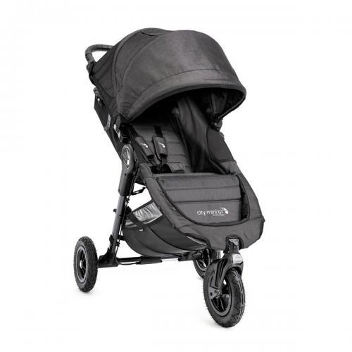 Carucior Baby Jogger City Mini Gt - Charcoal Denim - La plimbare -