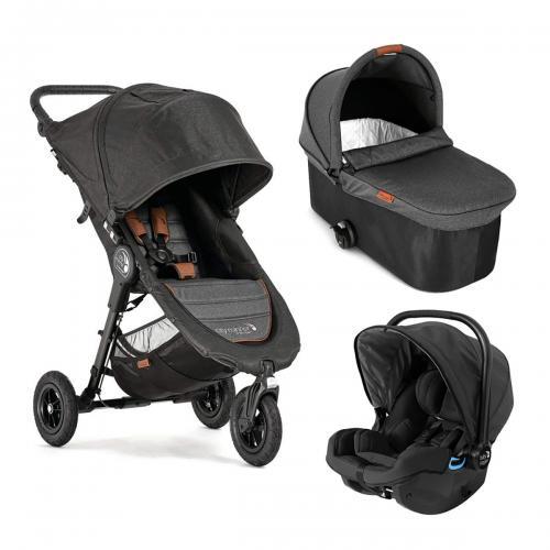 Carucior Baby Jogger City Mini Gt - Editie Aniversara - Sistem 3 In 1 - La plimbare -