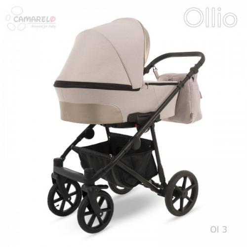 Carucior copii 2 in 1 Ollio Camarelo Ol-3 - La plimbare - Carucioare 2 in 1