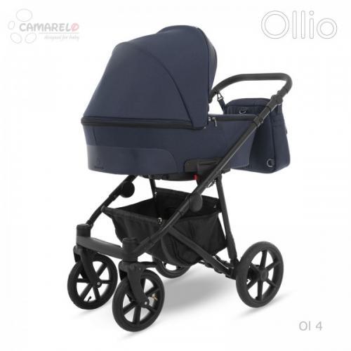 Carucior copii 2 in 1 Ollio Camarelo Ol-4 - La plimbare - Carucioare 2 in 1