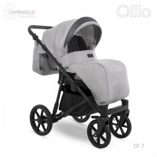 Carucior copii 2 in 1 Ollio Camarelo Ol-7 - La plimbare - Carucioare 2 in 1