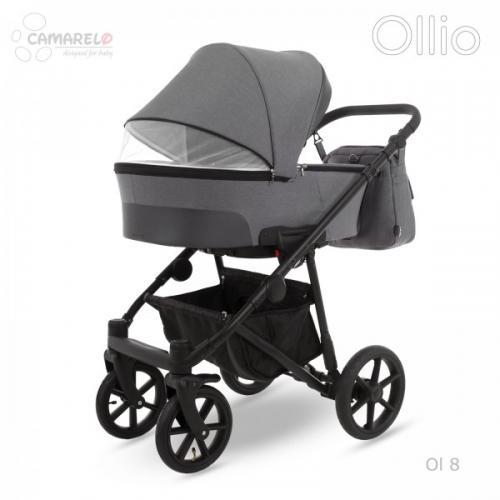 Carucior copii 2 in 1 Ollio Camarelo Ol-8 - La plimbare - Carucioare 2 in 1