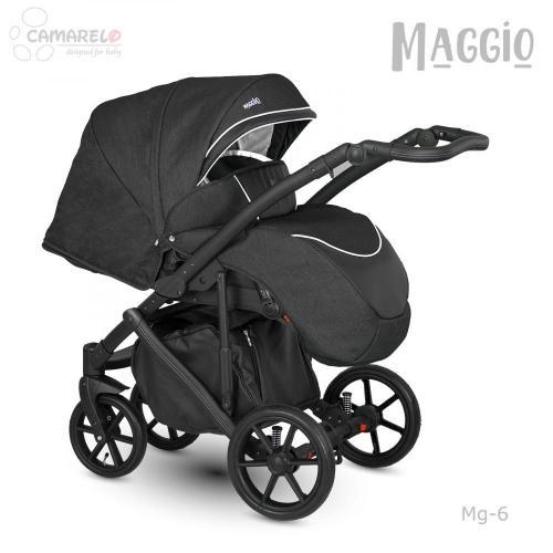 Carucior copii 3 in 1 Maggio Camarelo color 6 - La plimbare - Carucioare 3 in 1