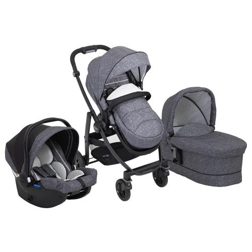 Carucior Graco Evo - 3 In 1 - Suits Me - La plimbare -