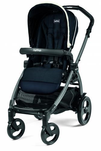 Carucior Peg Perego de la nastere Book 51 Titania Luxe Prestige 0-22 kg - La plimbare - Carucioare standard