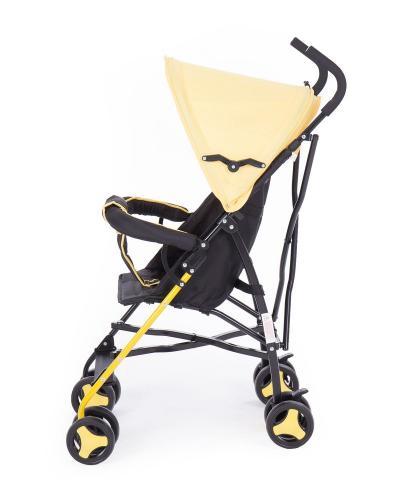 Carucior sport KikkaBoo Fresh Yellow - La plimbare - Carucioare sport