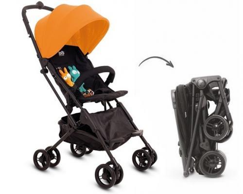 Carucior sport Minimi toTs by Smartrike Orange - La plimbare - Carucioare sport