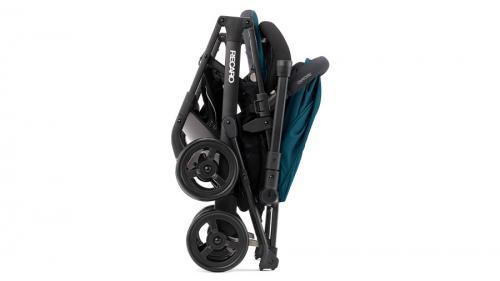 Carucior sport pentru copii Recaro Easylife Elite 2 Prime Silent Grey - La plimbare - Carucioare sport