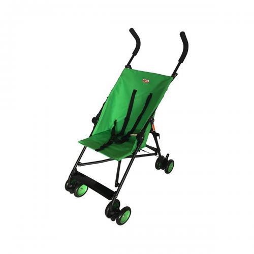 Carucior sport Primii Pasi - Verde - La plimbare -