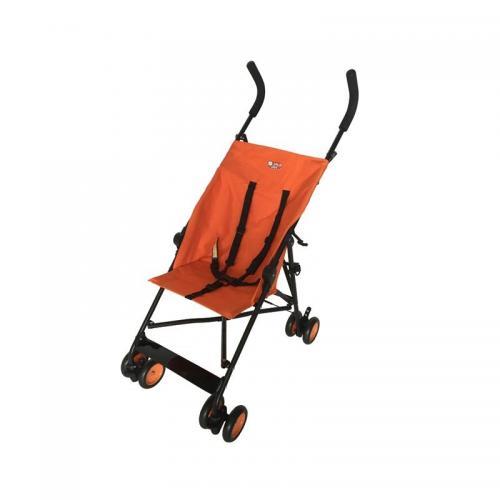 Carucior sport umbrela Primii Pasi - Orange - La plimbare -