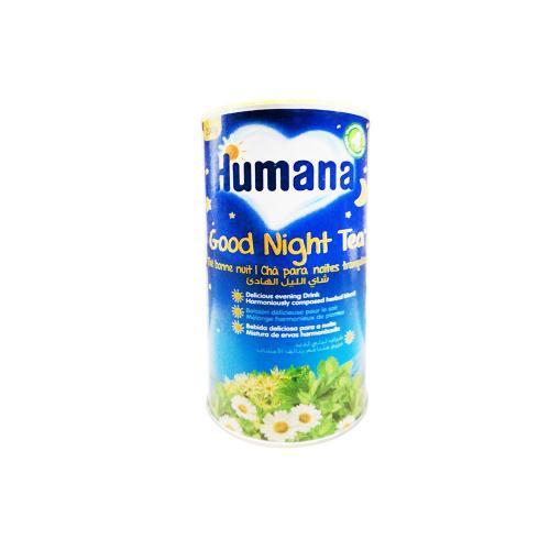 Ceai Humana Noapte buna - 200 g - 4 luni+ - Alimentatia bebelusului -