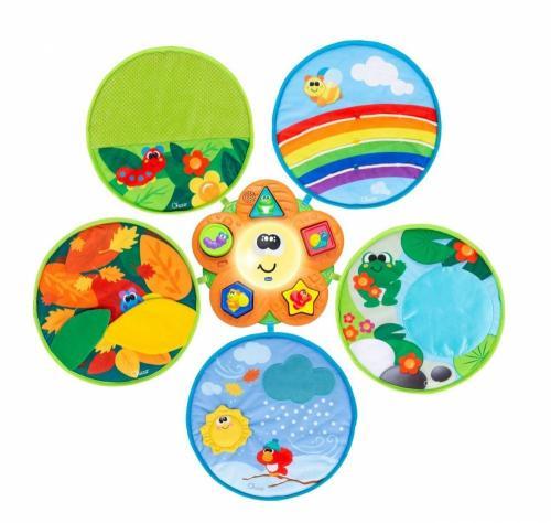 Centru de activitati electronic Chicco Cele 4 anotimpuri 9 luni+ - Camera copilului - Centru de activitati