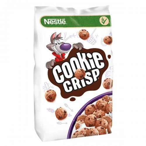 Cereale pentru mic dejun Nestle Cookie Crisp - 500 g - Alimentatia bebelusului -