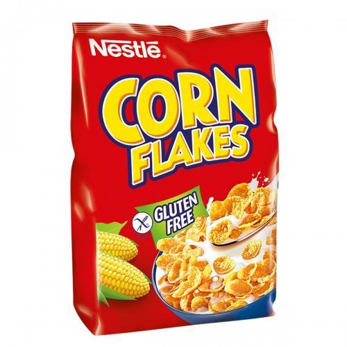 Cereale pentru mic dejun Nestle Corn Flakes - 500 g - Alimentatia bebelusului -