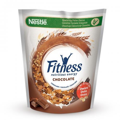 Cereale pentru mic dejun Nestle Fitness Choco - 425 g - Alimentatia bebelusului -