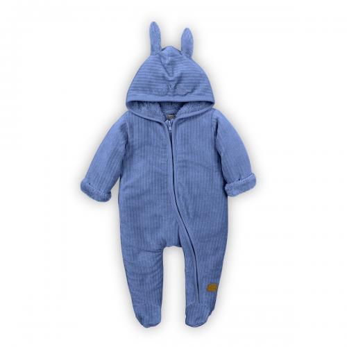 Combinezon bebe cu fermoar Dirkje - Imbracaminte copii - Salopete copil