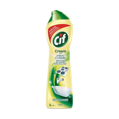 Crema Cif Lemon 500 ml - Home deco -