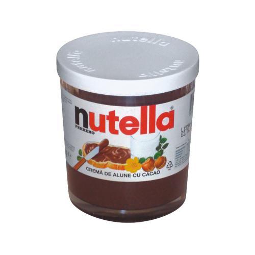 Crema de cacao cu alune Nutella - T200 - 200 g - Alimentatia bebelusului - Miere albine