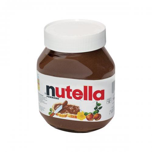 Crema de cacao cu alune Nutella - T750 - 750 g - Alimentatia bebelusului - Miere albine