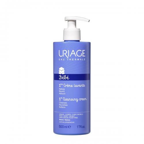 Crema de curatare Uriage 1ER Bebe - 500 ml - Ingrijirea bebelusului - Creme si lotiuni bebe