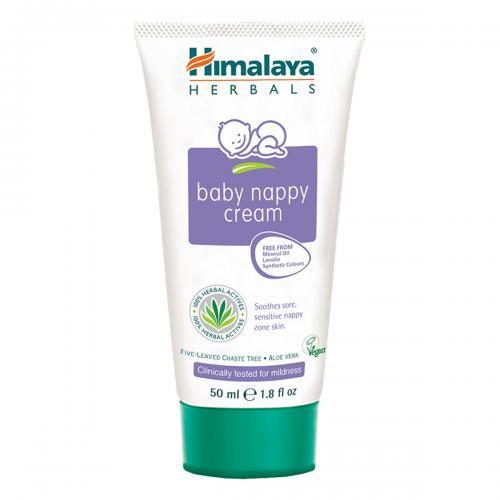Crema pentru bebelusi Himalaya Baby - 50 ml - Ingrijirea bebelusului - Creme si lotiuni bebe