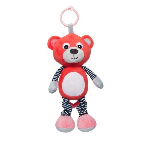 Cutie muzicala plus Bears 0 luni + 68053 corai - La plimbare - Accesorii carucioare