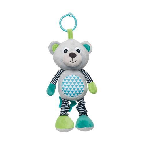 Cutie muzicala plus Bears 0 luni + 68053 grey - La plimbare - Accesorii carucioare
