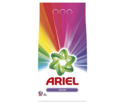 Detergent Ariel Automat Color - 6 Kg - Home deco -