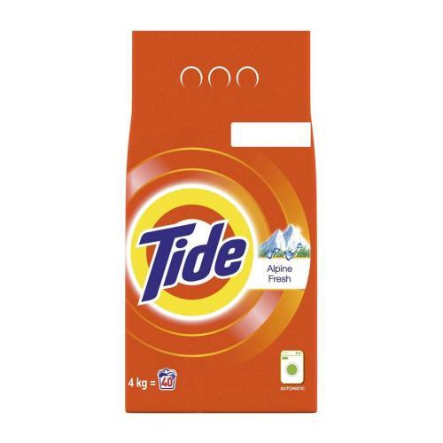 Detergent automat Tide Alpine Fresh - 4Kg - 40 spalari - Home deco -