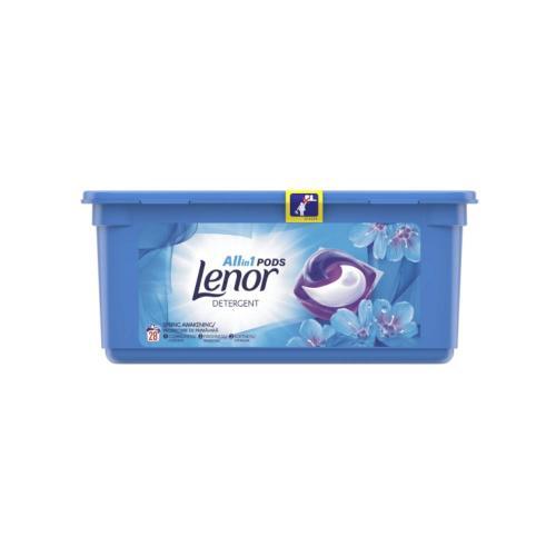 Detergent Capsule Lenor Spring Awaking 36 x 264gr - Home deco -