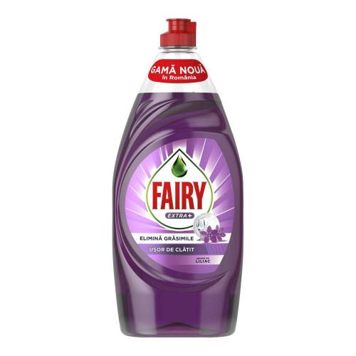 Detergent de vase Fairy Extra + Liliac - 650ml - Home deco -