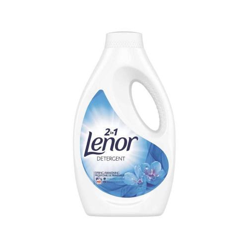 Detergent Lenor 2 in 1 Spring Awakening - 22l - Home deco -