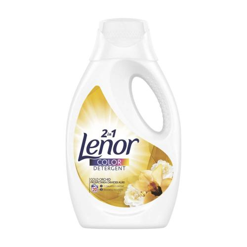 Detergent Lenor Color 2 in 1 Gold Orhid - 11l - Home deco -