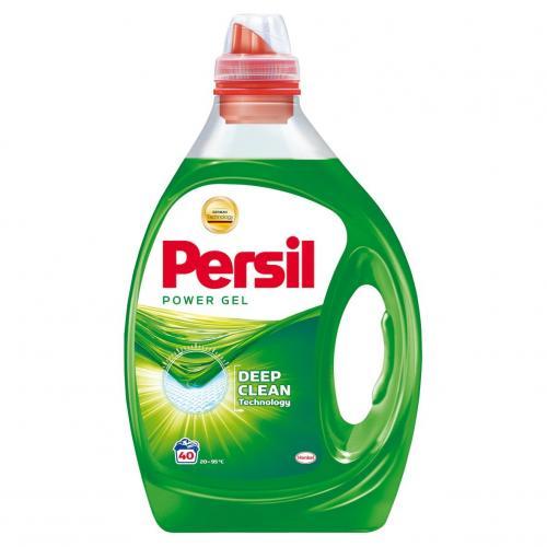 Detergent lichid Persil Power Gel Regular - 40 spalari - 2 L - Home deco -