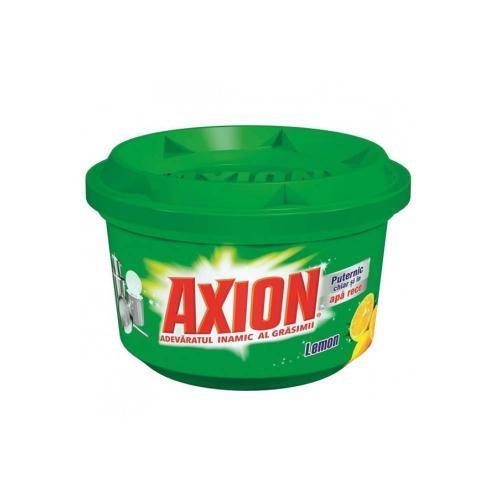 Detergent pasta Axion Lemon - 400 g - Home deco -