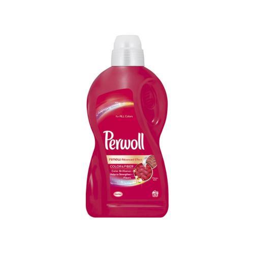 Detergent Perwoll Renew Advanced Effect Color Fiber - 18l - 30 spalari - Home deco -