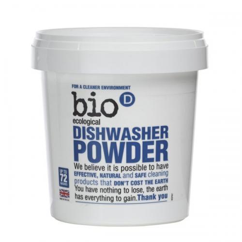 Detergent pudra de vase pentru masina de spalat Bio-D Vegan 720gr - Biberoane tetine -