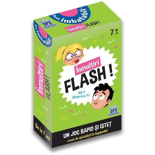 Editura DPH - Sunt imbatabil - Inmultiri flash! - Carti pentru copii -