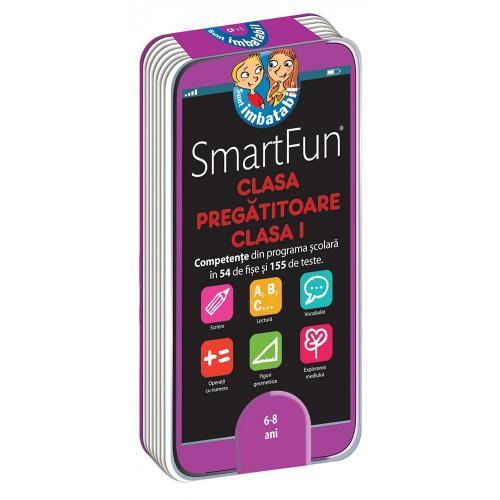 Editura DPH - Sunt imbatabil - Smart fun - clasa pregatitoare- clasa I - 6-8 ani - Carti pentru copii -