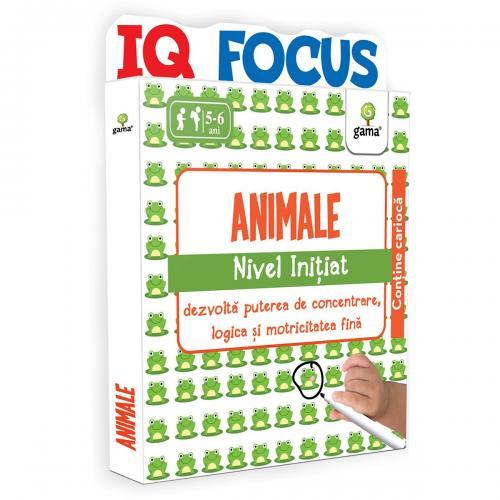 Editura Gama - Animale - Nivel Initiat - Carti pentru copii -